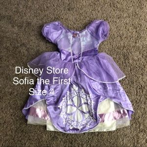 Other - Disney Store Sofia the First Costume